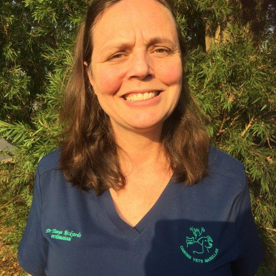 Dr Tanya Rickards